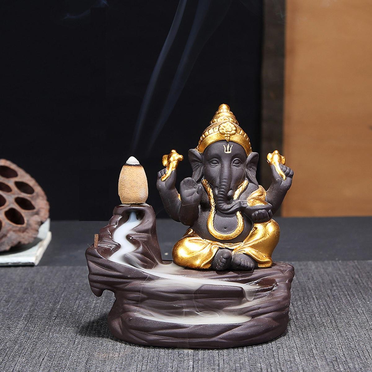 Ganesha Smoke Backflow
