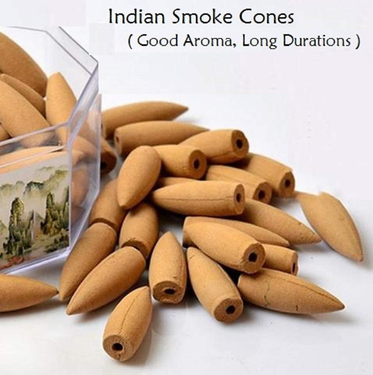 Smoke Backflow Cones