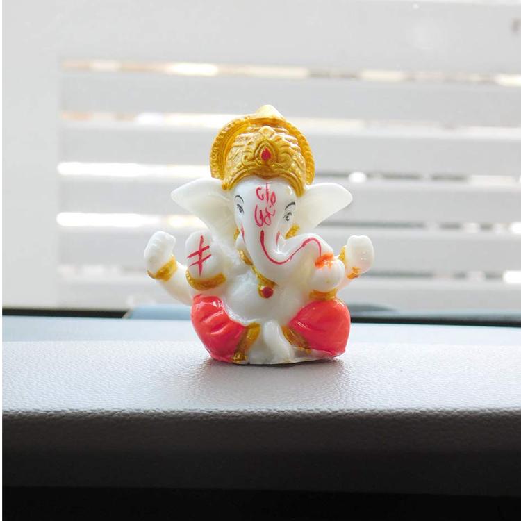 ganesh idol for car hanging