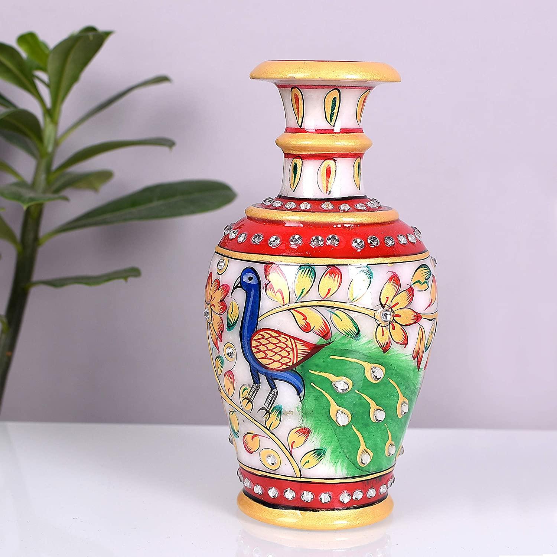 Flower Pot Marble