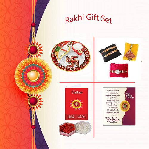 rakhi gift hampers for brother