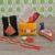 Craftam Rakhi Gifts for Brother Combo Set- Marble Pooja Chopra , Raksha Bandhan Greeting , Roli Rice Pack and 4 Rakhi ( For Bhaiya , Bhabi and 2 Kids)