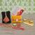 Rakhi Gifts for Brother, Bhabhi and Children Combo Set- 4 Rakhi Set With Duck Shape Kumkum Box, Roli Rice Pack and Raksha Bhandhan Greeting