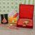 Craftam Rakhi Gifts for Brother Combo Set- Tortoise On Glass Plate, Raksha Bandhan Greeting , Roli Rice Pack and 4 Rakhi Set for Bhaiya , Bhabi and 2 Children