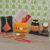 Rakhi Gifts for Brother Combo Set- Buddha Idol, Raksha Bandhan Greeting, Roli Rice Pack and 4 Rakhi (for Bhaiya, Bhabi and 2 Kids)