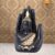 Palm Buddha Idol Polyresin Showpiece for Home Decor, Diwali Gifts, Office, Study Table